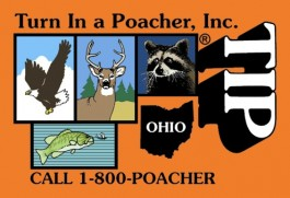 ODNR Turn in a Poacher Hotline